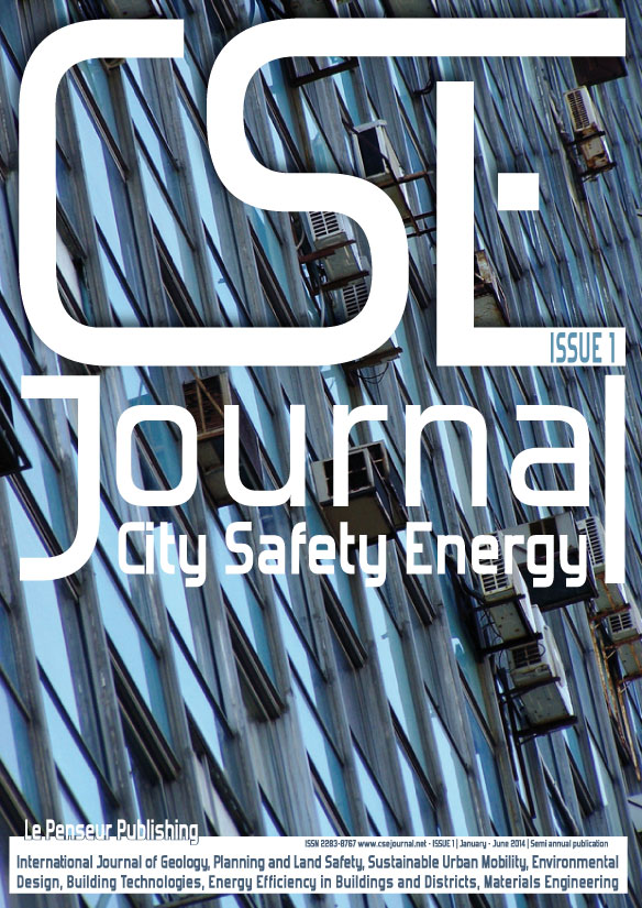 CSE | City Safety Energy - ISSUE 1